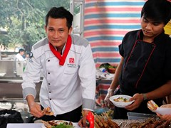 """Chef Le Vo Anh Duy: """"I Want to Be a Full Champion of the Golden Spoon Awards"""""""