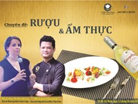 1st Seminar: The Combination of Cuisine and Wine