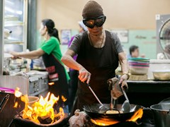 Bangkok Street Food Chef Wants To Return Michelin Star